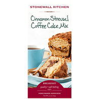 Stonewall Kitchen Cinnamon Streusel Coffee Cake Mix - 30 oz.