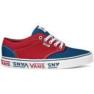 Vans Boys' Atwood Sidewall Logo Sneaker