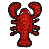 VIP Products Tuffy Ocean Jr. Lobster Dog Toy