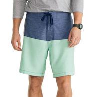 Southern Tide Men's Color Blocked Swim Short