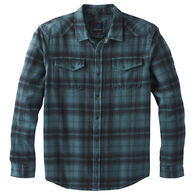 prAna Men's Horizon Flannel Long-Sleeve Shirt
