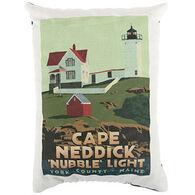 Maine Balsam Fir Nubble Pillow