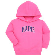 Lakeshirts Toddler Blue 84 Maine Hooded Sweatshirt