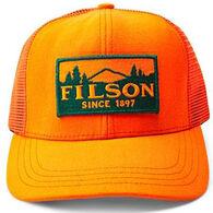 Filson Men's Logger Mesh Cap