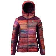 Burton Women's Evergreen Synthetic Hooded Insulator Jacket