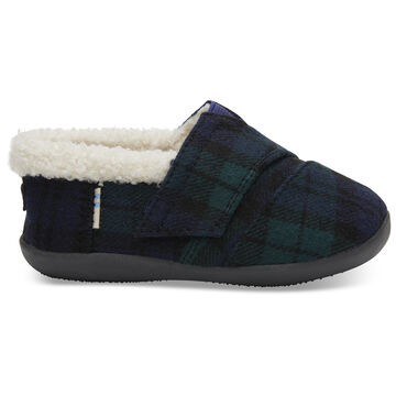 d46d5ceb91f TOMS Boys    Girls  Tiny TOMS House Slipper