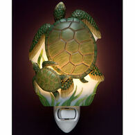 Ibis & Orchid Design Sea Turtles Nightlight