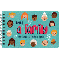 Being a Family: What Family Stands For by Papersalt