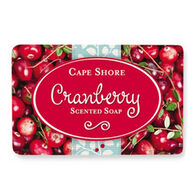 Cape Shore Cranberry Scented Bar Soap