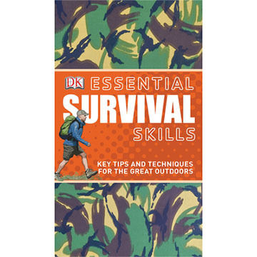 Essential Survival Skills By Colin Towell