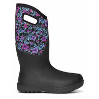 Bogs Women's Neo-Classic Tall Vine Floral Farm Boot