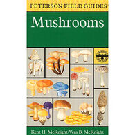 A Field Guide To Mushrooms North America By Kent H. McKnight, Vera B. McKnight, Vera B. McKnight & Roger Tory Peterson