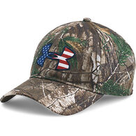 Under Armour Men's' UA Big Flag Logo 2.0 Cap