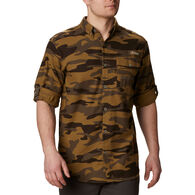 Columbia Men's PHG Sharptail Flannel Long-Sleeve Shirt