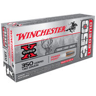 Winchester Super-X 350 Legend 180 Grain Power-Point Rifle Ammo (20)