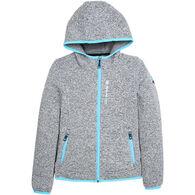Killtec Girls' Abine Jr Knit Fleece Jacket