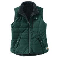 Carhartt Women's Utility Sherpa-Lined Reversible Vest