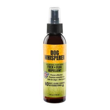 YAYA Organics Dog Whisperer Tick & Flea Repellent Spray - 4 oz.