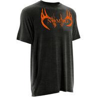 Nomad Men's Deer Antlers Short-Sleeve T-Shirt