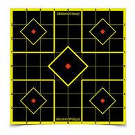 "Birchwood Casey Shoot-N-C 8"" Sight-In Self-Adhesive Target - 6-15 Pk."