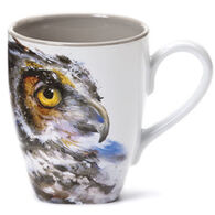 Big Sky Carvers Owl Mug