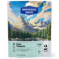 Backpacker's Pantry Pasta Primavera - 2 Servings
