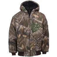 Kings Camo Boy's Insulated Hooded Jacket