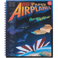The Klutz Book of Paper Airplanes by Doug Stillinger