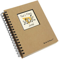 """Journals Unlimited """"Write it Down!"""" Food & Fitness Journal"""