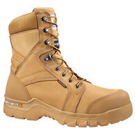"Carhartt Men's Rugged Flex 8"" Insulated Waterproof Non-Safety Toe Work Boot"