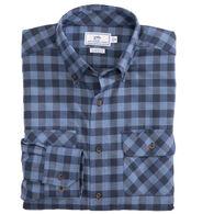 Southern Tide Men's Buffalo Check Long-Sleeve Work Shirt