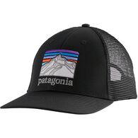 Patagonia Men's Line Logo Ridge LoPro Trucker Hat