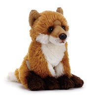 DEMDACO Fox Beanbag Stuffed Animal