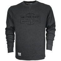 Ski The East Men's Mansfield Waffle Long-Sleeve Shirt
