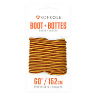 "Implus Sof Sole Men's & Women's 60"" Waxed Boot Laces"