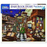 White Mountain Jigsaw Puzzle - Rare Book Store