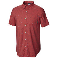 Columbia Men's Rapid Rivers Printed Short-Sleeve Shirt