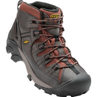Keen Men's Trailhead Targhee Mid II Waterproof Hiking Boot