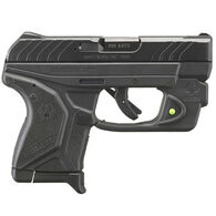 """Ruger LCP II 380 Auto 2.75"""" 6-Round Pistol w/ Viridian E-Series Green Laser"""