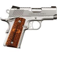 "Kimber Stainless Ultra Raptor II 45 ACP 3"" 7-Round Pistol"