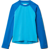 Columbia Boy's Sandy Shores Long-Sleeve Sunguard Shirt