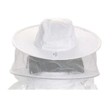 Little Giant Beekeeping Veil w/ Built-In Hat