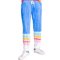 P.J. Salvage Women's Rainbow Sunsets Banded Jogger Pant