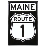 Entertain Ya Mania Route One Magnet