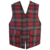 Johnson Woolen Mills Men's Lined Vest