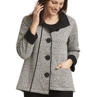 Habitat Women's Angled Hem Coat