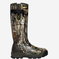 LaCrosse Men's Alphaburly Pro Zip Waterproof Insulated Hunting Boot, 1000g