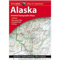 DeLorme Alaska Atlas & Gazetteer