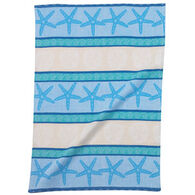 Kay Dee Designs Blue Shells Tea Towel