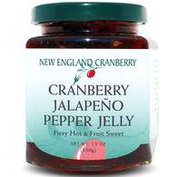 New England Cranberry Company Cranberry Jalapeno Pepper Jelly, 12 oz.